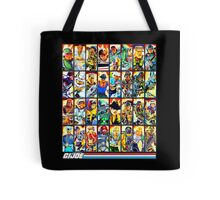 G.I. Joe in the 80s! (Version B) Tote Bag