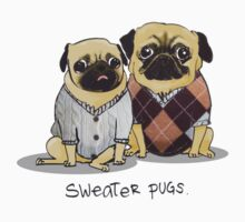 Sweater Puggies Kids Tee