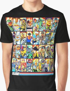 G.I. Joe in the 80s! (Version B) Graphic T-Shirt