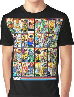 G.I. Joe in the 80s! (Version B) Graphic T-Shirt