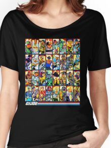 G.I. Joe in the 80s! (Version B) Women's Relaxed Fit T-Shirt