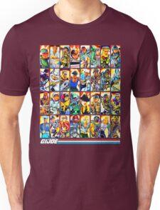 G.I. Joe in the 80s! (Version B) Unisex T-Shirt