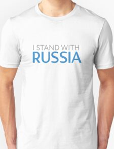 I Stand With Russia T-Shirt