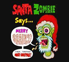 Santa Zombie Unisex T-Shirt