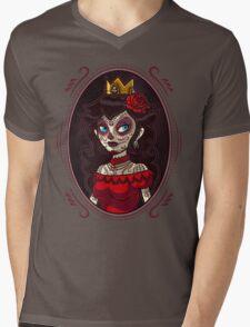 Dia de la Princesa Mens V-Neck T-Shirt