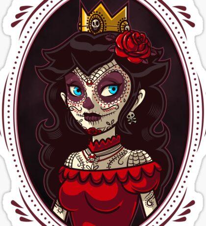 Dia de la Princesa Sticker