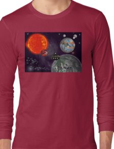 Unknown Worlds Long Sleeve T-Shirt