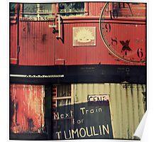 Next Train Poster