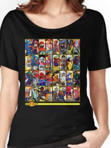 G.I. Joe in the 80s!  Cobra Edition! (Version B) Women's Relaxed Fit T-Shirt