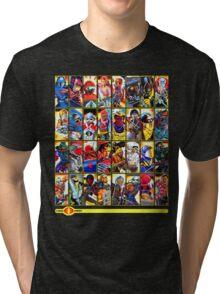 G.I. Joe in the 80s!  Cobra Edition! (Version B) Tri-blend T-Shirt