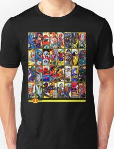 G.I. Joe in the 80s!  Cobra Edition! (Version B) Unisex T-Shirt