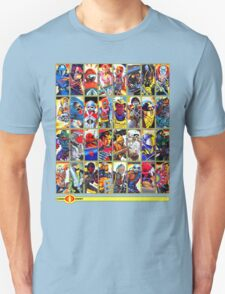 G.I. Joe in the 80s!  Cobra Edition! (Version B) Unisex T-Shirt
