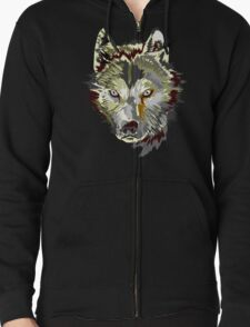 Wolf vector design T-Shirt