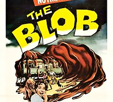 The Blob Vintage Movie by pithypenny