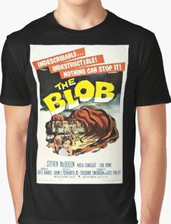 The Blob Vintage Movie Graphic T-Shirt