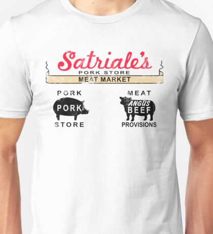 Satriale's Distressed Tee Unisex T-Shirt