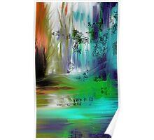illusory landscape Poster
