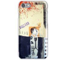 DISCARD iPhone Case/Skin