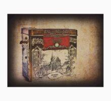 Christmassy Music Box One Piece - Short Sleeve