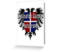 Wellington Guzman Photography Logo Greeting Card