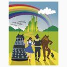 The Tin Man goes to Oz by Matt Mawson