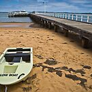 Rhyll Jetty Phillip Island Victoria Australia by PhotoJoJo