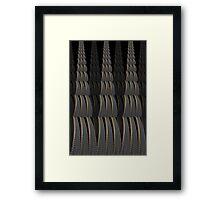 Lines15 Framed Print