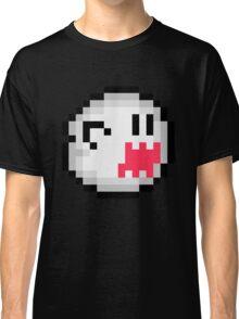 Boo Buddies Ghost Super Mario World Classic T-Shirt