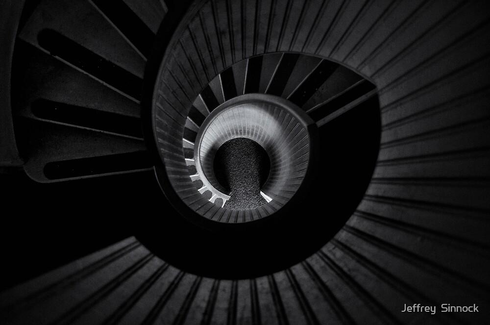 Spiral Down by Jeffrey  Sinnock