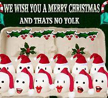 ☃ WE WISH U A MERRY CHRISTMAS AND THATS NO YOLK ☃  by ✿✿ Bonita ✿✿ ђєℓℓσ
