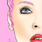 Pink - take 2  by Tracey Pearce