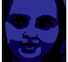 Me in blue by spoilerssweetie