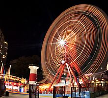 Friday Night Spin_Luna Park by Sharon Kavanagh