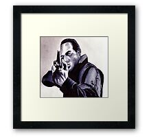 Peter Washington Framed Print