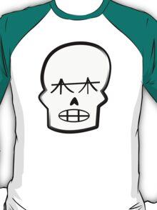 Skully - Black T-Shirt