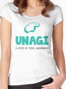 Unagi - Friends Women's Fitted Scoop T-Shirt