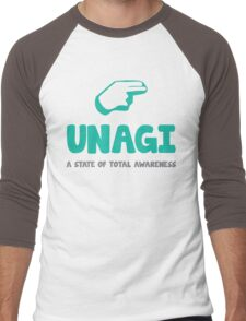 Unagi - Friends Men's Baseball ¾ T-Shirt