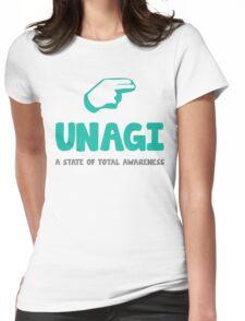 Unagi - Friends Womens Fitted T-Shirt