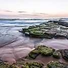 Silky water - North Narrabeen by Adriano Carrideo