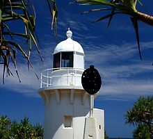 Fingal Head Lighthouse by Noel Elliot