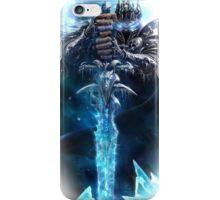 Arthas - Lich king iPhone Case/Skin