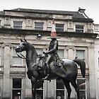Glasgow, Duke of Wellington by Kaye Stewart