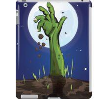 Zombie Arm  iPad Case/Skin
