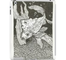 Osmosis Goldfish iPad Case/Skin