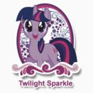 Twilight Sparkle My Little Pony by Emilyne