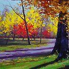 Autumn Colors by Graham Gercken