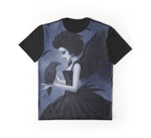 Midnight Wings Graphic T-Shirt