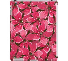Flowers, Petals, Blossoms - Pink iPad Case/Skin