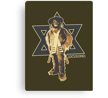 Jewbacca Canvas Print