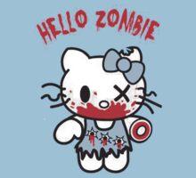 Hello Zombie by Emilyne